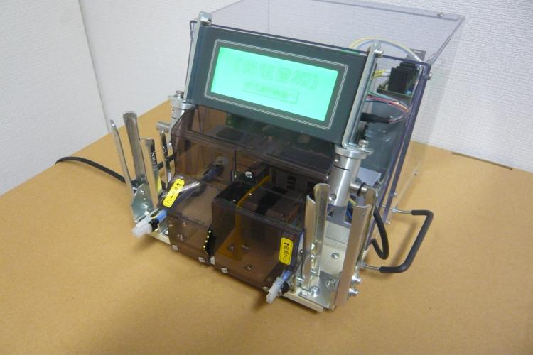 【試験装置シリーズ】オリジナル光電管試験装置